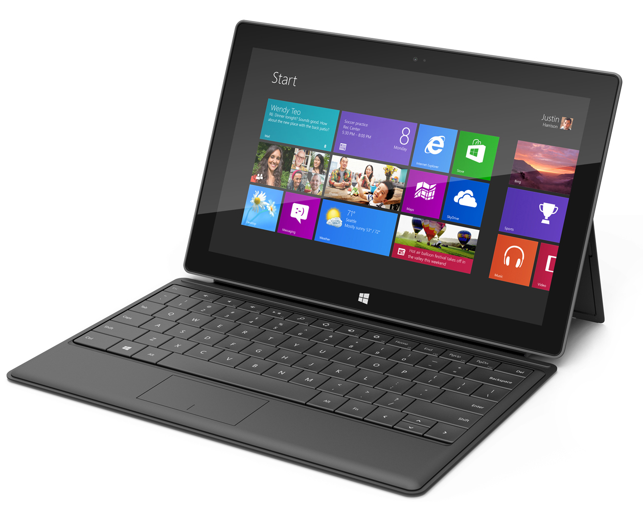 Is the Surface Going To Replace My Laptop?